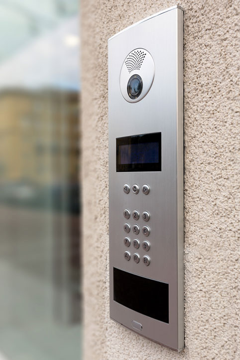 Ecs Systems Access Control Amp Door Entry